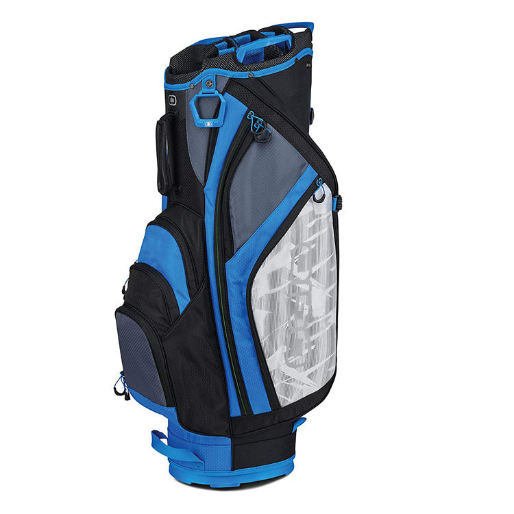 Cirrus Golf Cart Bag,BurstBlue