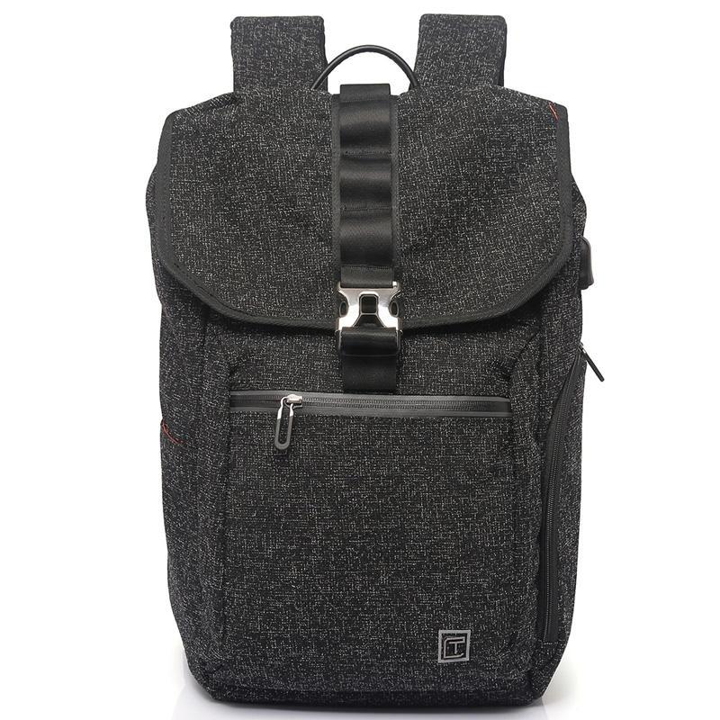 Nylon Waterproof 16'' Laptop Backpack