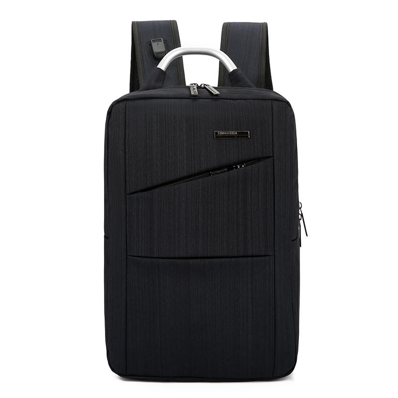Laptop Backpack, fits for 15.6-Inch Laptop and Tablet, Sleek for Travel, Durable, Water-Repellent Fabric
