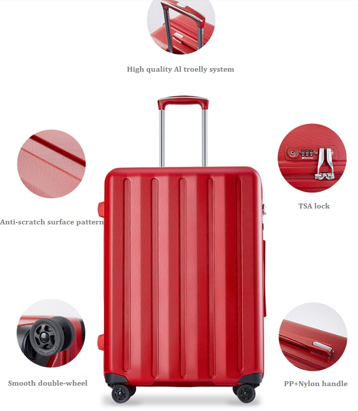 Alliance trolley suitcase inquire now for vacation-1
