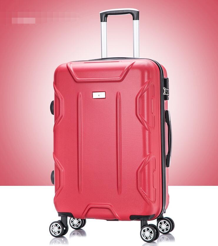 ABS+PC sets of 3 pcs hardside luggage