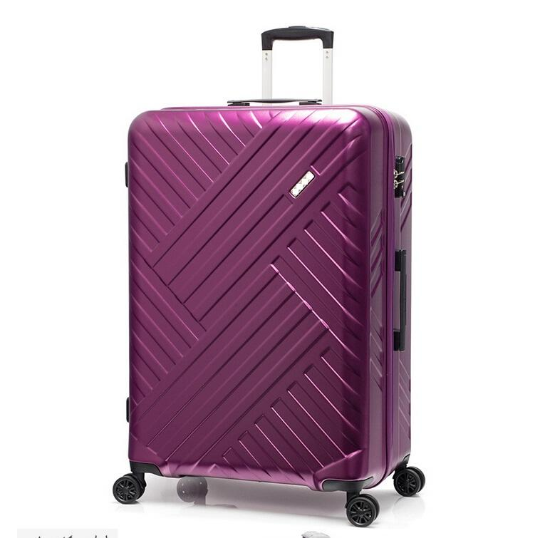 ABS hardside luggage wholesale OEM factory price set of 3pcs luggage