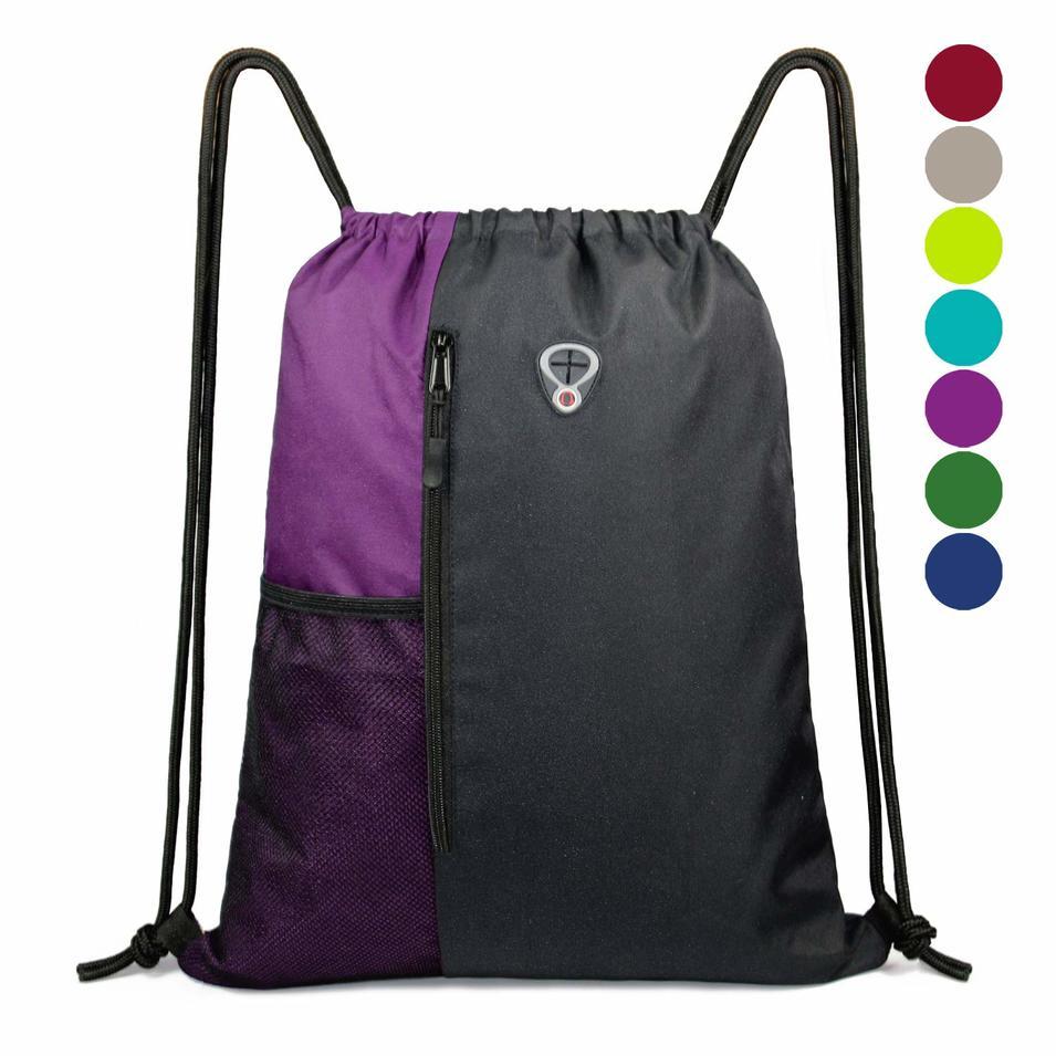 Sport Bag Backpack Drawstring for Men&Women