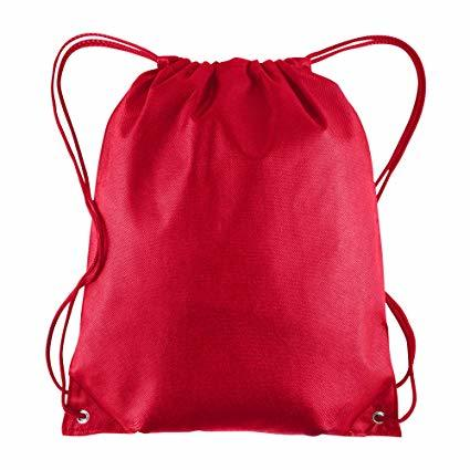 Non-Woven Promotional Drawstring Bags