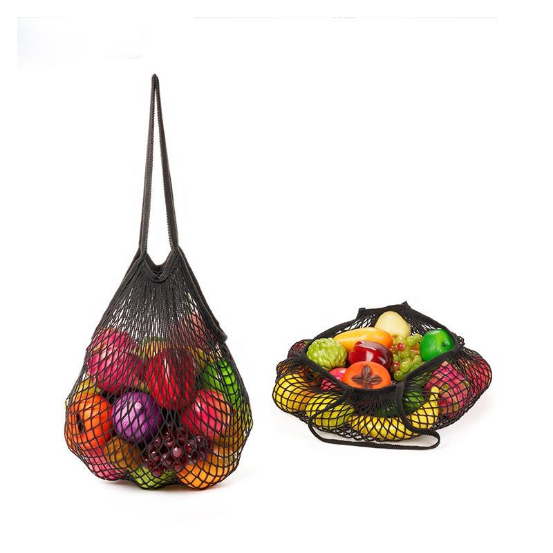 Organic Custom Packaging Shopping Cotton String Bag