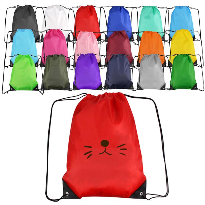 Alliance excellent drawstring pouch design for children-2