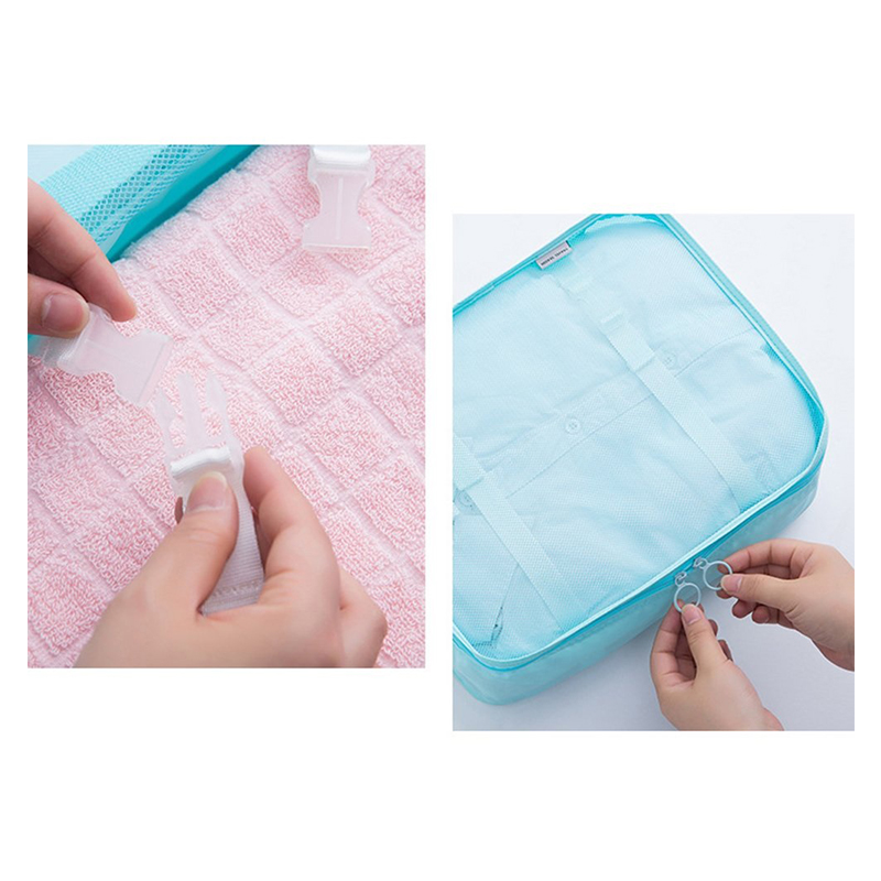 Alliance waterproof travel organizer with good price for clothes-2