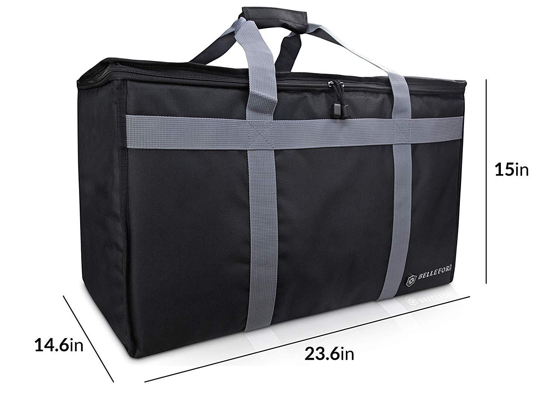 Alliance pizza bag customized for restaurant-1