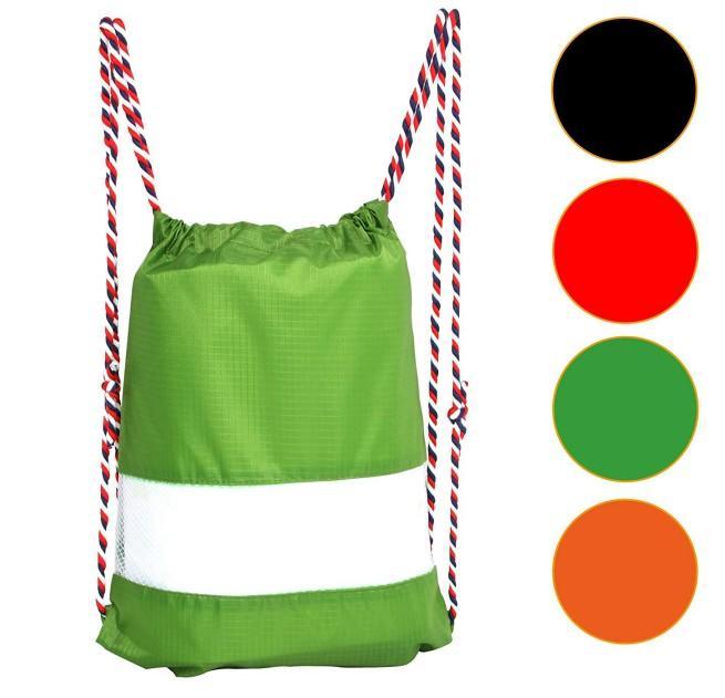 Cinch Sack Back Packs Drawstring Bag Travel Drawstring Backpacks Swim Backpack