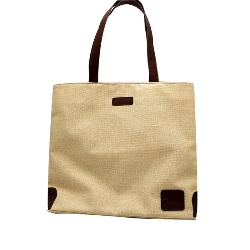 340 gsm Promotional Jute Bag With Customized Size and Printing