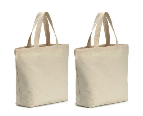 Canvas Tote Bag Heavy 12oz Tote shopping bag Washable grocery tote bag