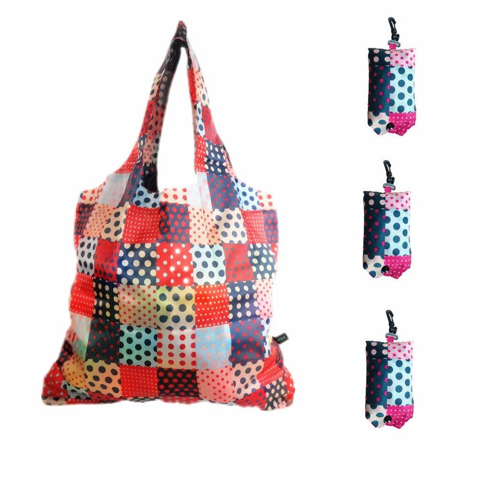Reusable Grocery Bags Heavy Duty Foldable Shopping Tote Bag