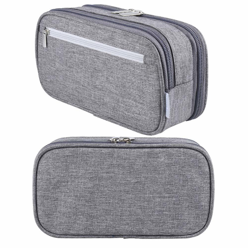 Large Capacity Pen Case Pencil Bag Pouch