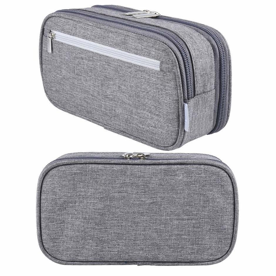Large Capacity Pen Case Pencil Bag Pouch