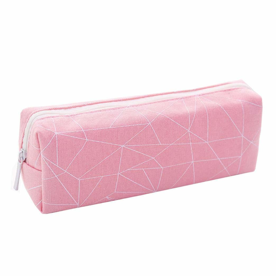 Cute Simple Pencil Pen Case
