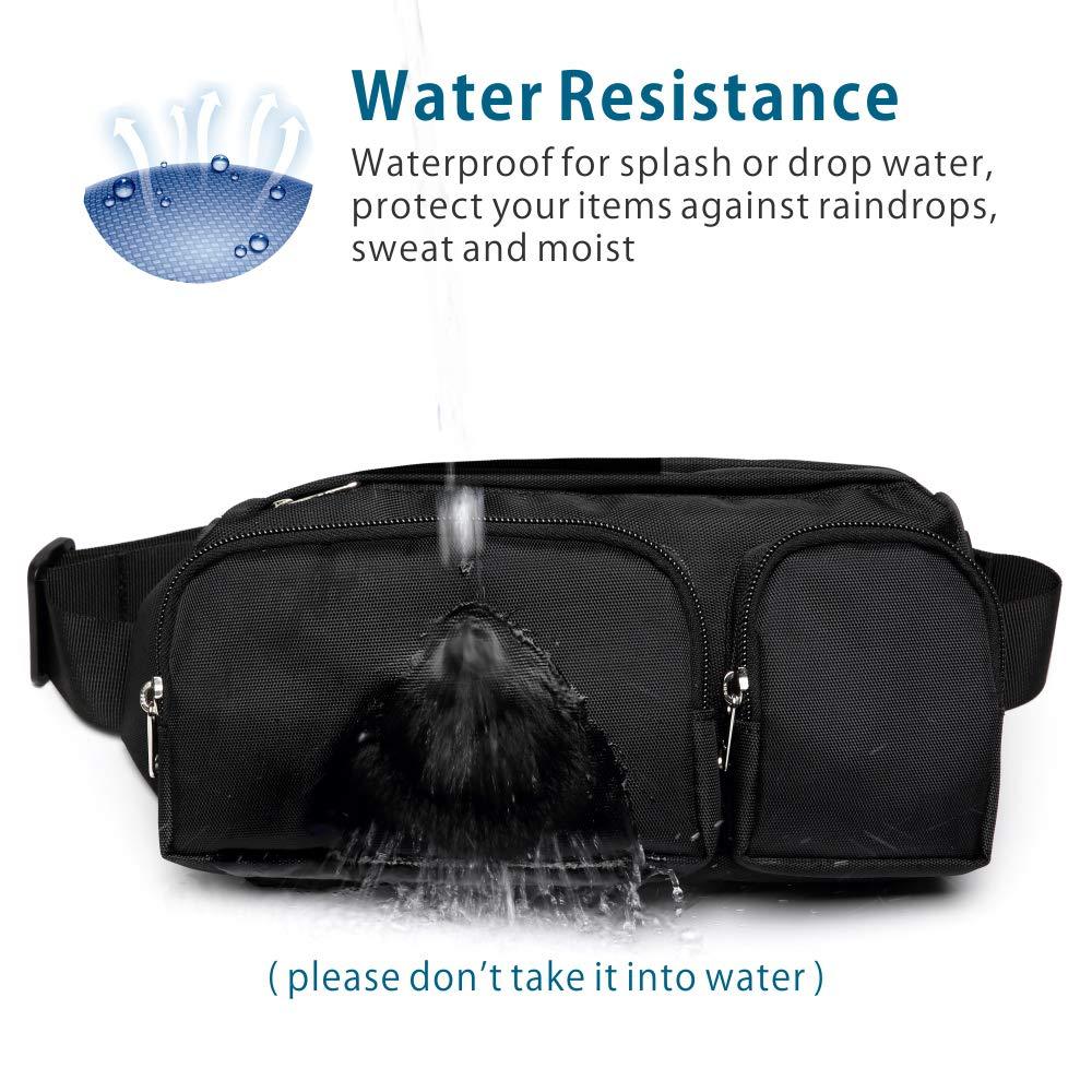 adjustable mens waist bag factory price for travel-2