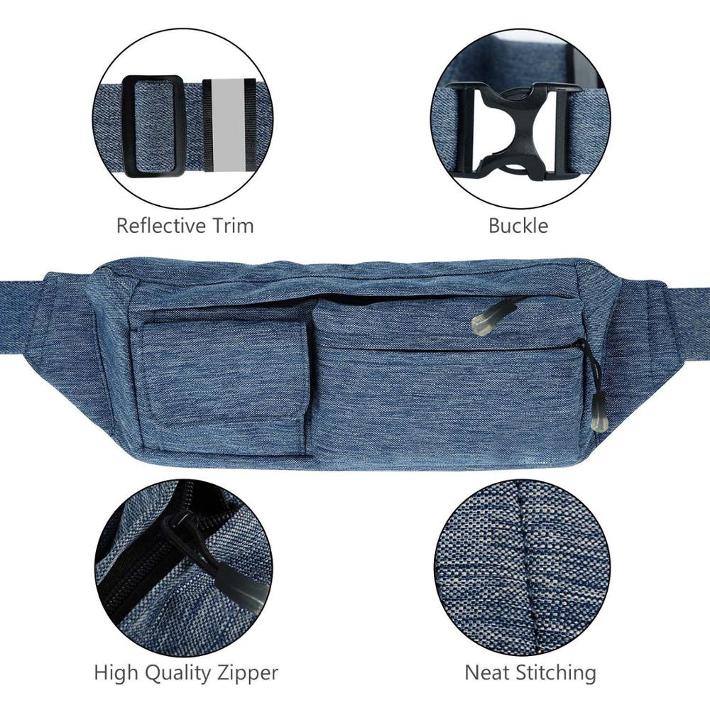 waterproof waist bag for women factory price for sports-1