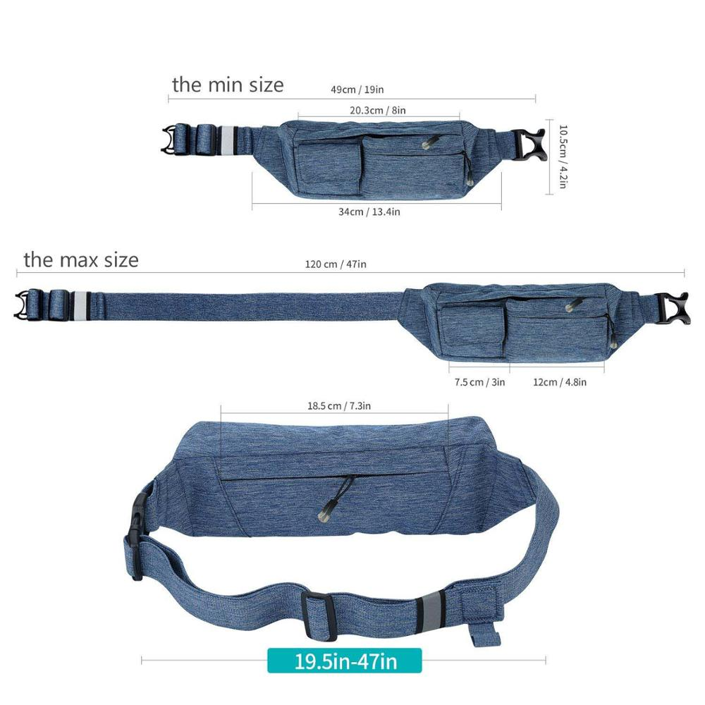 waterproof waist bag for women factory price for sports-2