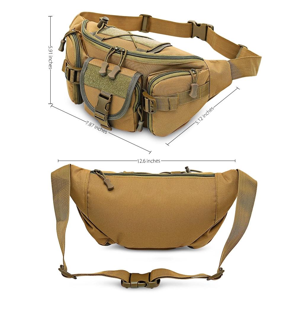 Alliance waist bag supplier for gym-1