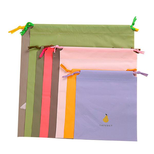Drawstring bag shopping bag OEM LOGO and COLOR