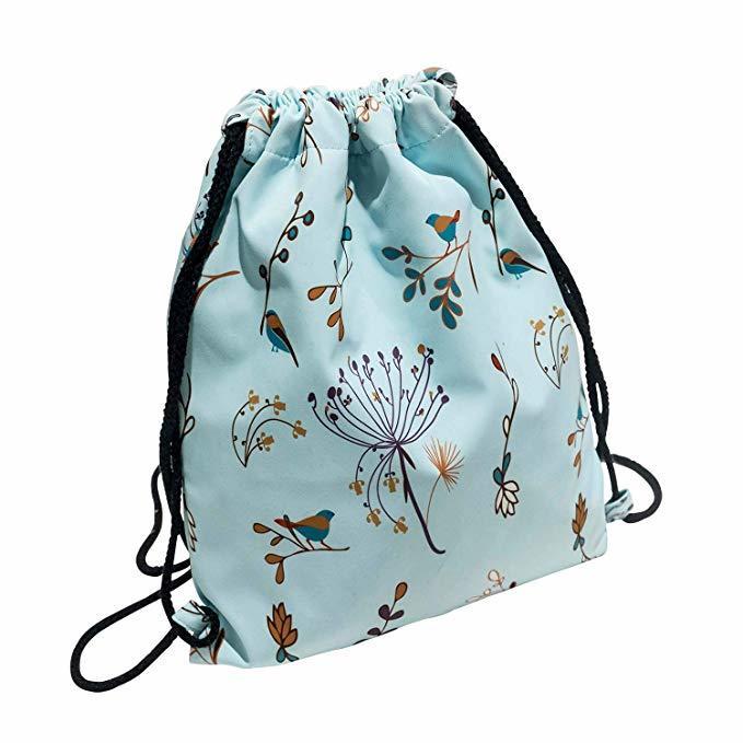 Drawstring Bag Women Drawstring Hiking Backpack
