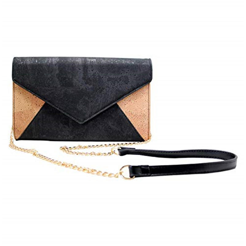 Cork Crossbody Purse for Women and Vegan Bag Free Non Leather