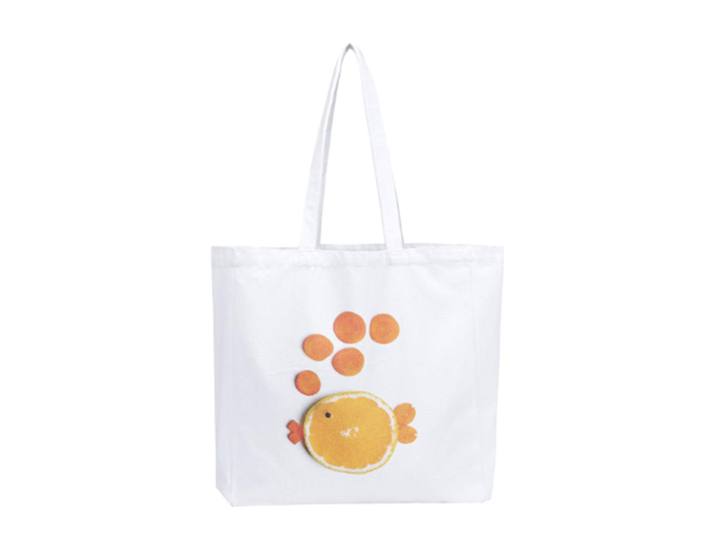 Large Heavy Duty Canvas Tote Bag with Inside Pocket  Reusable Grocery Hand Made Shopping Bags