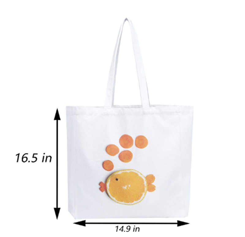 Alliance quality canvas tote bags series for shopping-2