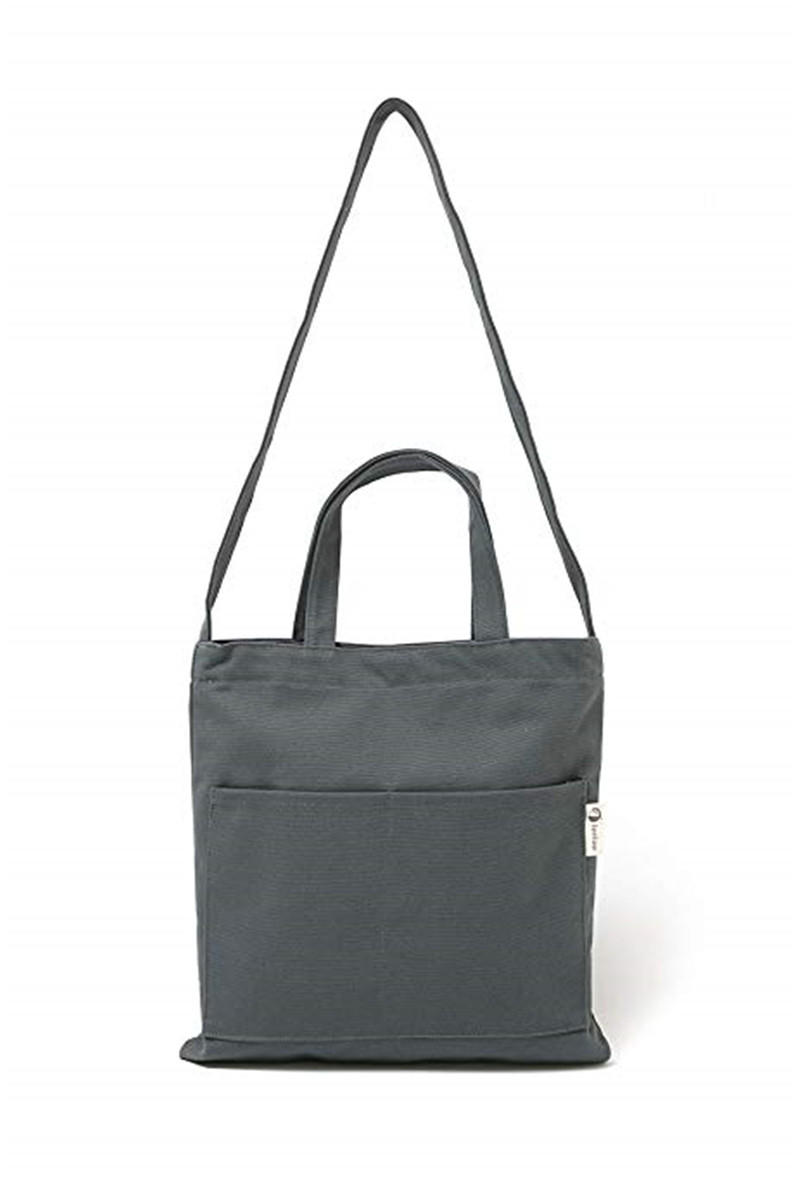 Canvas Tote Bag Handbag Shoulder Bag Or Crossbody Bags Purses For Men And Women