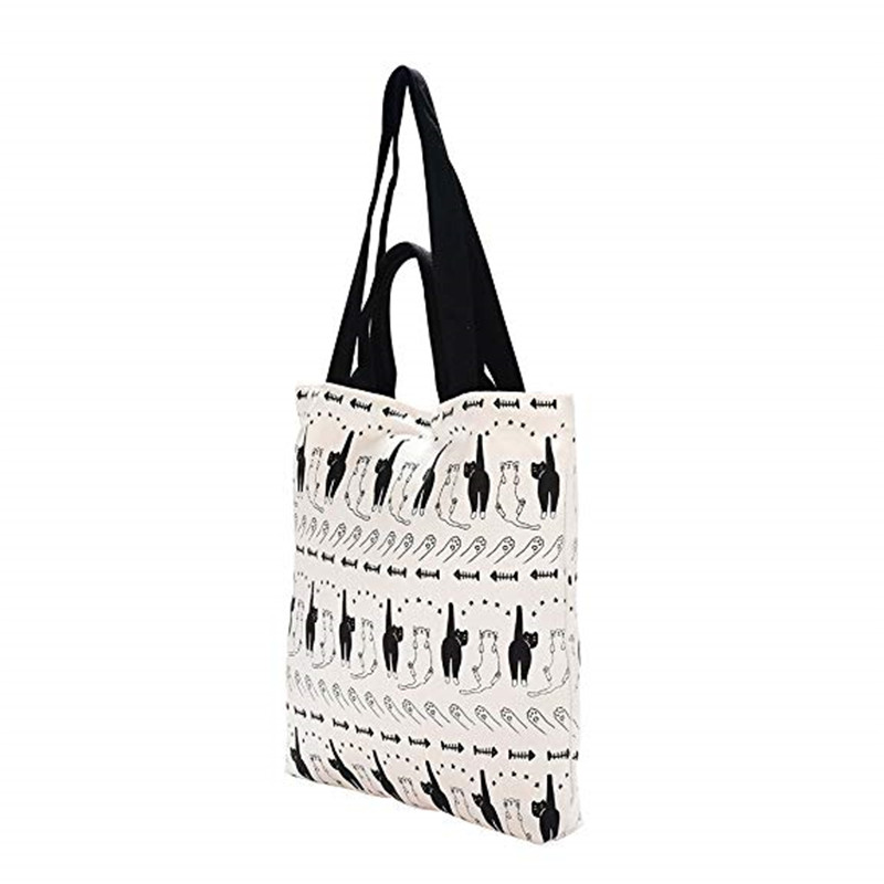 Alliance cotton bag customized for grocery-1