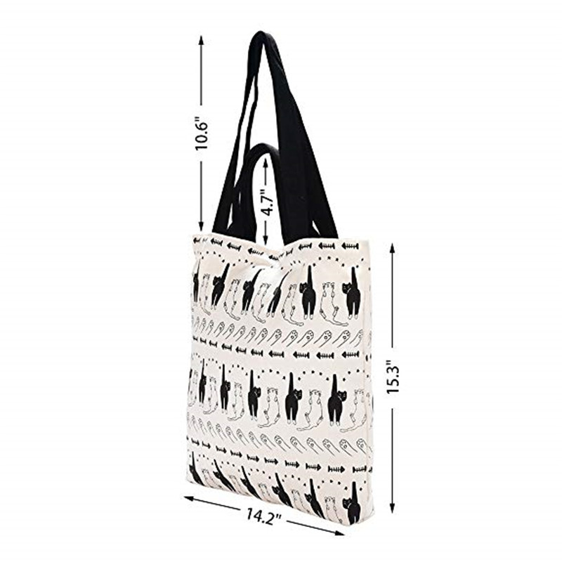 Alliance cotton bag customized for grocery-2