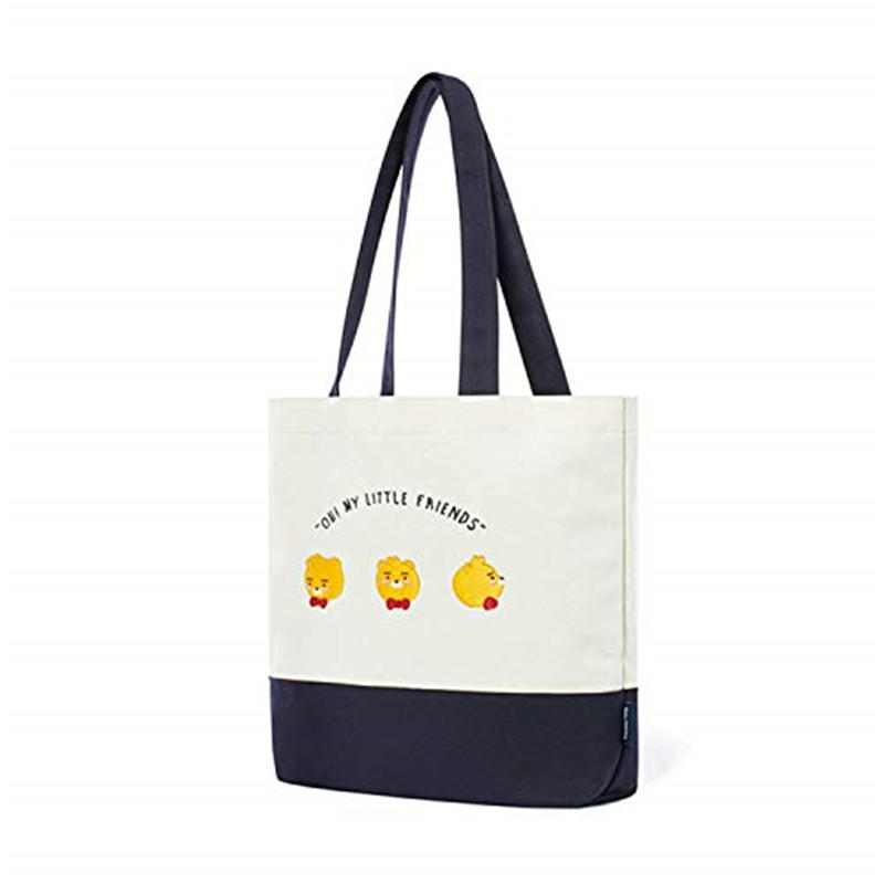 Basic Eco Tote Bag with Inner Pocket