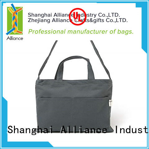Alliance reliable cotton tote bags directly sale for women