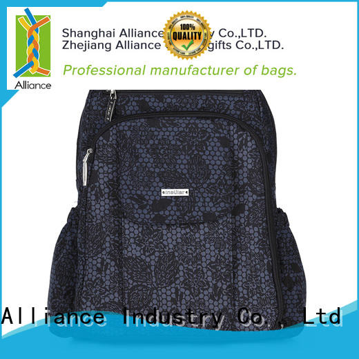 Alliance diaper bag backpack series for outdoor