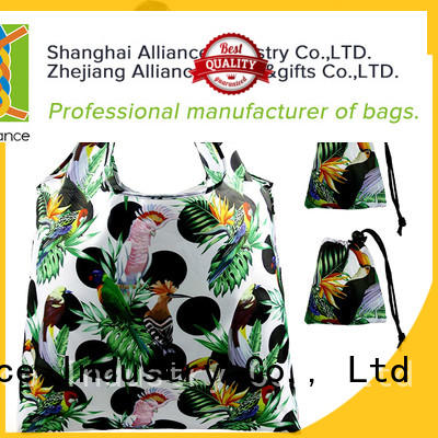 Alliance nylon canvas bags manufacturers factory for grocery