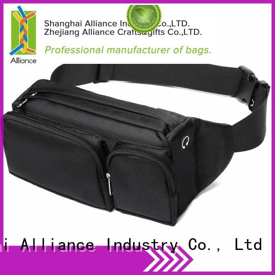 Alliance waist pack factory price for casual