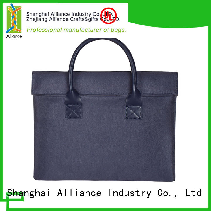 Alliance laptop sleeve factory price for men