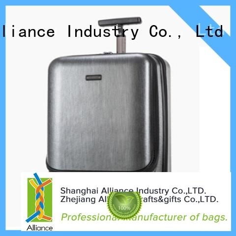 Alliance quality pc+abs luggage supplier for travel