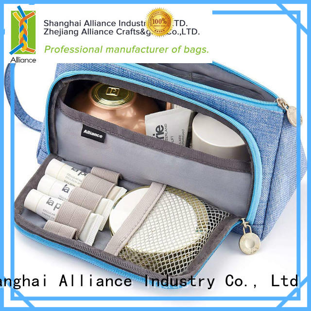 Alliance quality pencil bag wholesale for college