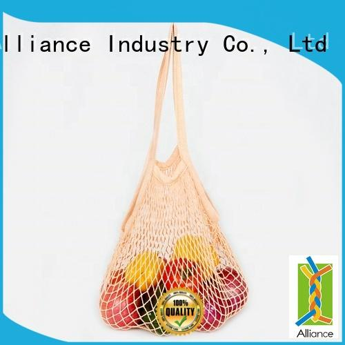 large mesh bags wholesale for beach Alliance