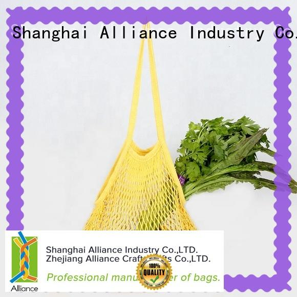 Alliance mesh bags wholesale for packaging