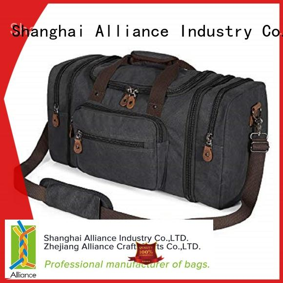 Alliance carry on duffel bag series for tirp