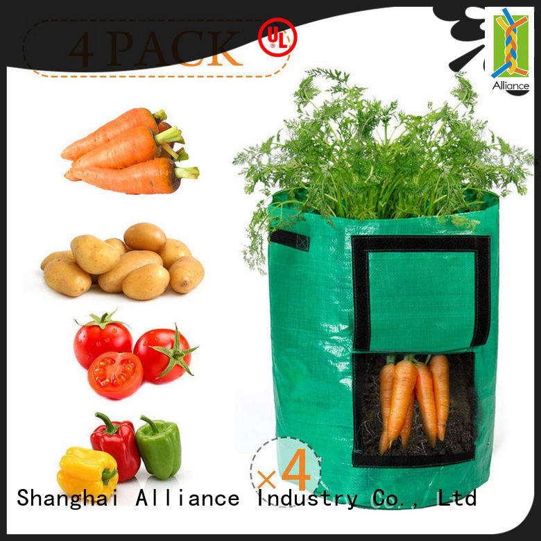 reuseable garden waste bags design for onion