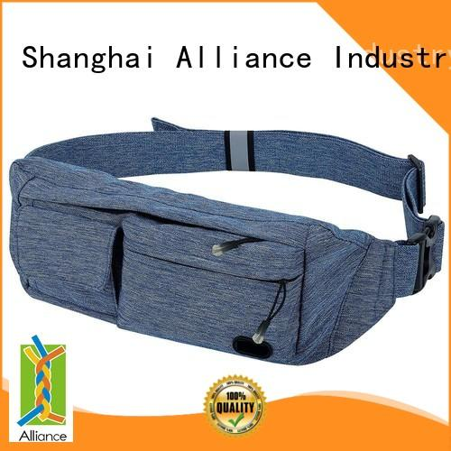 Alliance fishing waist bag for women factory price for outdoor
