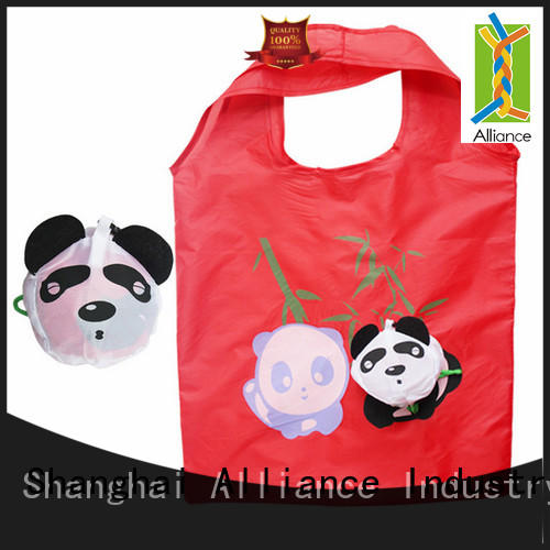 approved foldable shopping bag factory for grocery