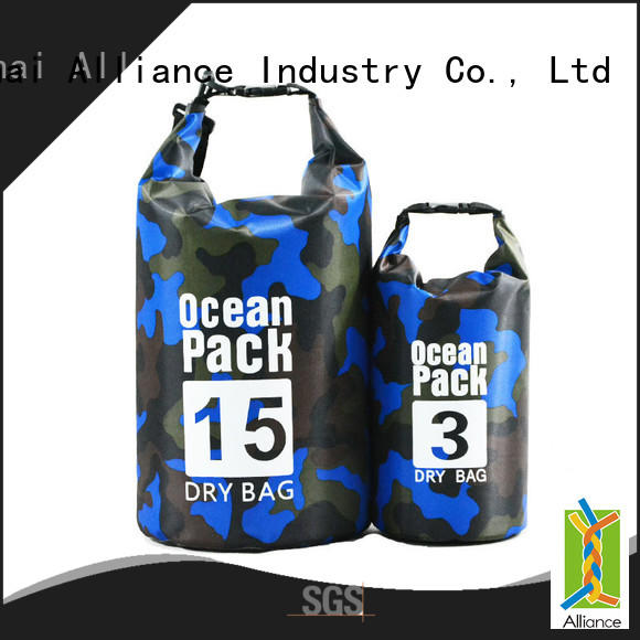 Alliance reliable dry bag backpack customized for beach