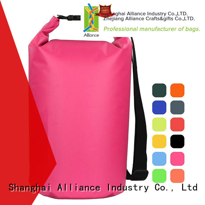 Alliance reliable waterproof bag from China for beach