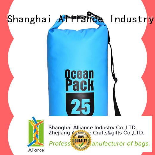 Alliance waterproof bag series for fishing