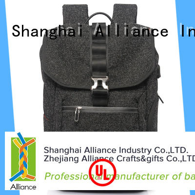 Alliance excellent backpacks for men factory for camping