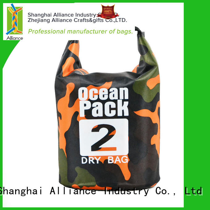 Alliance hot selling dry bag from China for fishing